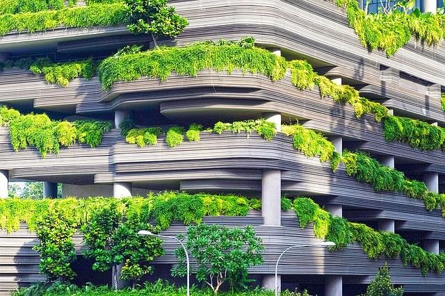 levande grönt